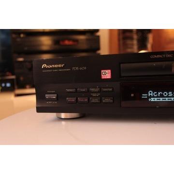 Pioneer PDR 609-unikalny rekorder/odtwarzacz CD