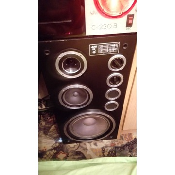 Kolumny głośnikowe Unitra Tonsil Altus 110 PRL