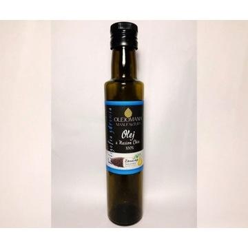Olej z nasion chia nierafinowany 250 ml
