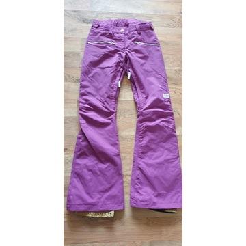 ColourWear spodnie damskie snowwboard narty r M