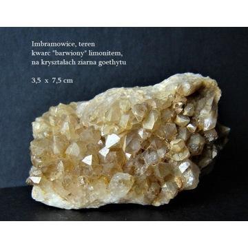 Interesująca krystalizacja kwarcowa, Imbramowice