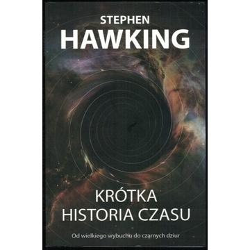 Krótka Historia Czasu Stephen Hawking (miękka)