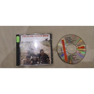 The Clash Combat Rock  CD Unikat
