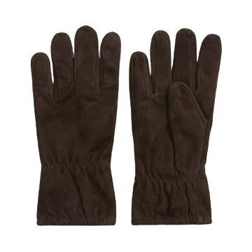 ZARA rękawiczki męskie skóra zamszowa rozmiar M