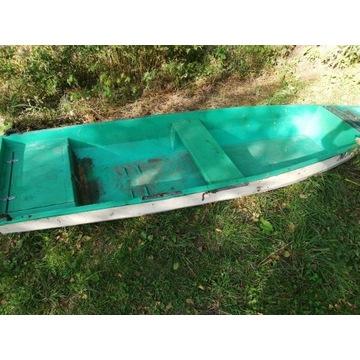 Łódka wedkarska