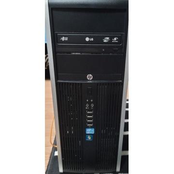 HP Elite 8200 i7-2600 8GB 120SSD 1TB Win 7/10 Pro