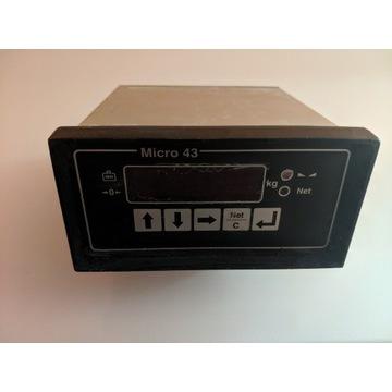 Sterownik wagi Micro 43
