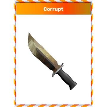 Roblox Murder Mystery 2 Corrupt