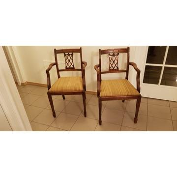 Bardzo ładne fotele