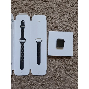 NOWY Apple Watch SE 40mm Space Gray LTE CELLULAR