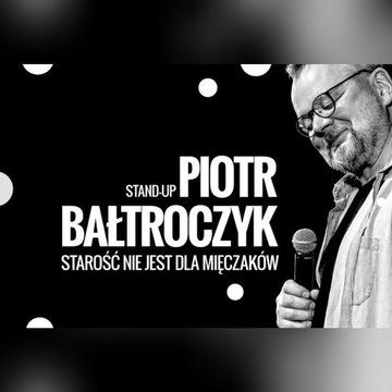 Piotr Bałtroczyk Stand-up Sandomierz 07.03.2020