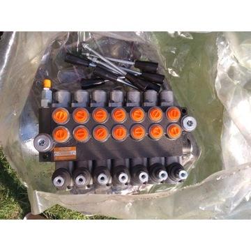 Rozdzielacz hydrauliczny