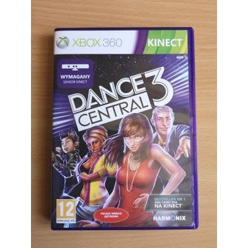 Gra XBOX 360 Kinect Dance Central 3 Polska Wersja