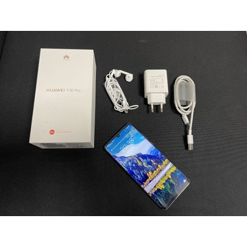 Super HUAWEI P30 pro 128 GB AURORA DUAL SIM ! BCM!