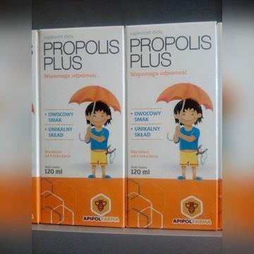 Farmina Propolis plus syrop 120ml
