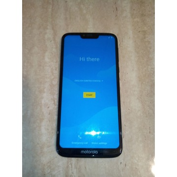 Motorola Moto G7 Power 4/64GB Czarna, XT1955-4,