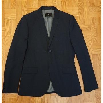 Sprzedam garnitur H&M w paski rozmiar 48