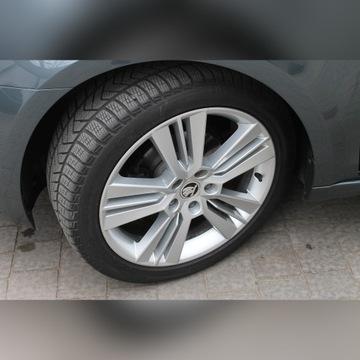 Koła OEM Skoda 18 225/45 OCTAVIA RS Pirelli ZIMA
