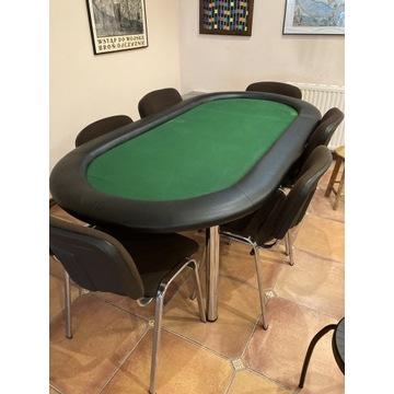 Stół do pokera pokerowy profesjonalny