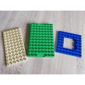 Płytki płytka KONSTRUKCYJNA 3 szt. LEGO DUPLO