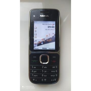 Telefon Nokia C2-01 - 100% sprawna + ładowarka