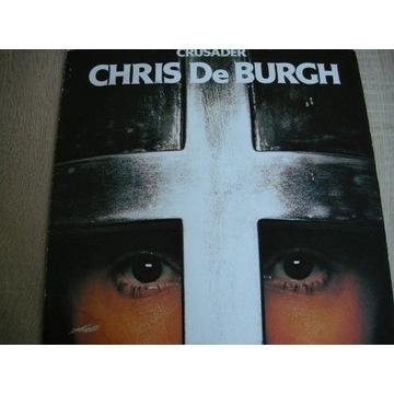 CHRIS DE BURGH - CRUSAIDER - LP