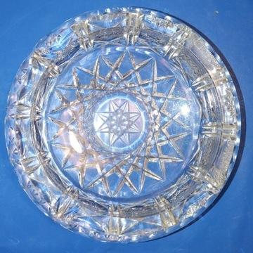 Kryształowa popielnica