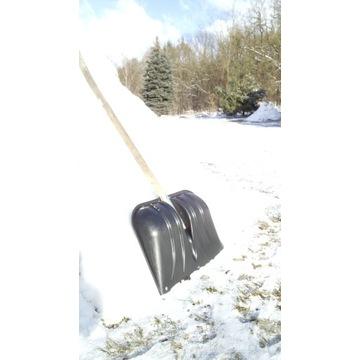 Łopata do odśnieżania, szufla do śniegu MOCNA PL
