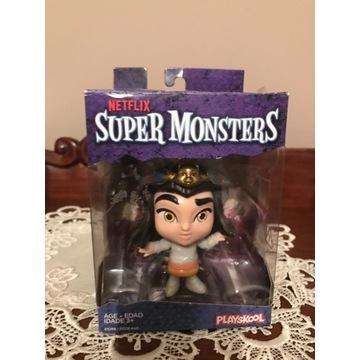Netflix Super Monsters Cleo Graves Dzieciaki