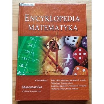MATEMATYKA encyklopedia wyd. GREG 2013