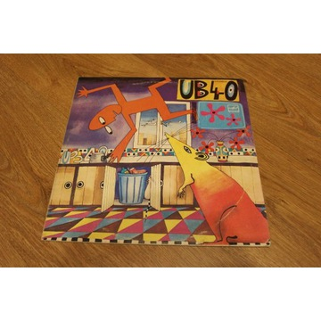 UB40 – Rat In The Kitchen LP
