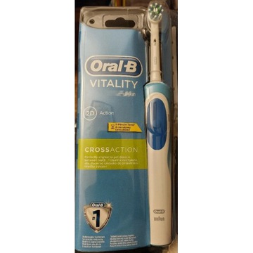 Oral-B vitality 2D Action CrossAction
