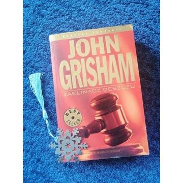ZAKLINACZ DESZCZU John Grisham - stan db