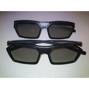 Okulary 3D master image.