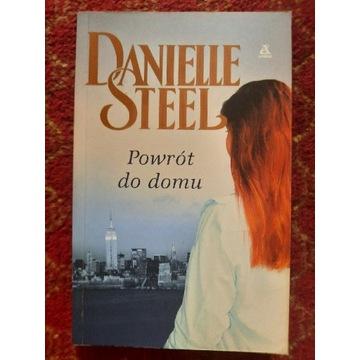 "Danielle Steel ""Powrót do domu """