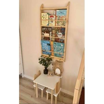 Biblioteczka dla dzieci/ półka na książki/ regał