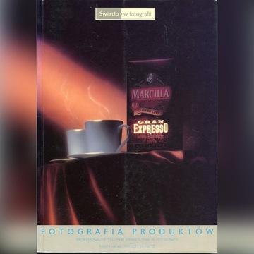 Światło w fotografii - Fotografia produktów.