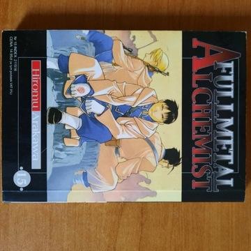 Manga Fullmetall Alchemist tom 15