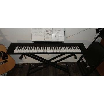 Pianino cyfrowe Yamaha NP-32 Black+statyw+zasilacz