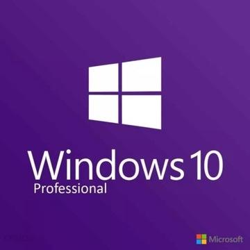 Klucz Windows 10 PRO 32/64Bit Professional