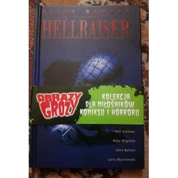 HELLRAISER, OBRAZY GROZY # 5, Gaiman, Mignola
