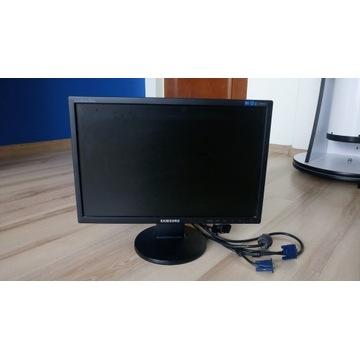 "Monitor Samsung SyncMaster 943NW 19"" uszkodzony"