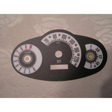Harley V-Rod Muscle - Tarcza zegarów zamiennik