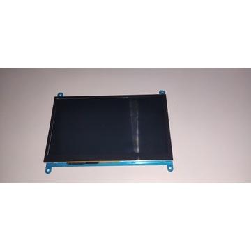 Ekran dotykowy HDMI 1024x600 Raspberry PI, Windows