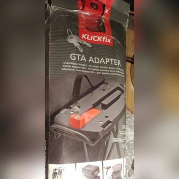 Klickfix Gta zestaw bagażnika