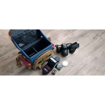 Aparat fotograficzny Canon EOS 1000F