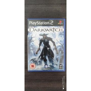Darkwatch PlayStation 2- używana
