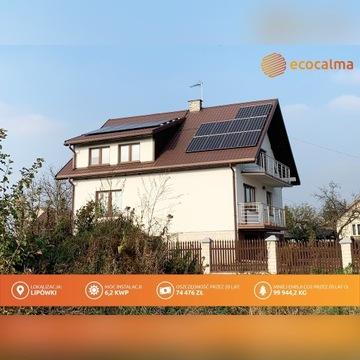 Instalacja Fotowoltaiczna 5-10 kWp/DOTACJE/30 lat