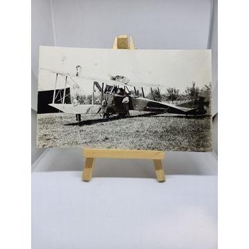 I wojna, samolot sil lotniczych