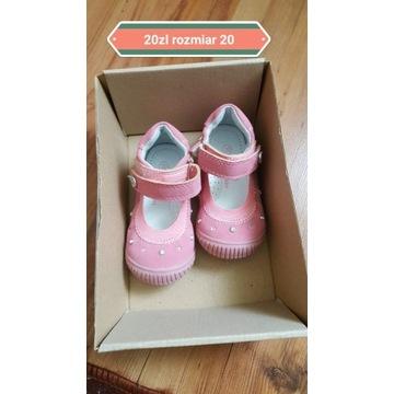 Butyki dla dziewczynek